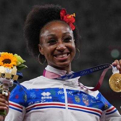 Todo lo que tienes que saber sobre la gloria olímpica de Jasmine Camacho-Quinn