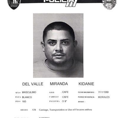 Queda libre bajo fianza hombre acusado por ley de arma