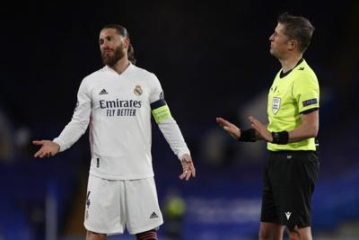 Sergio Ramos sale del Real Madrid