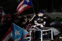 Continúa manifestación para exigir renuncia de Wanda Vázquez
