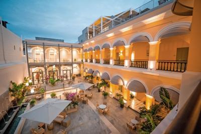 Hotel Palacio Provincial:  una experiencia amena