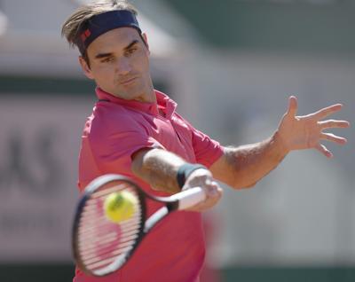Retorno triunfal de Federer a París y los Slams