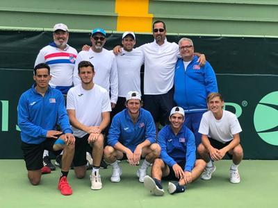 Puerto Rico sube de grupo en la Copa Davis