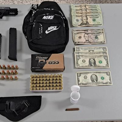Ocupan una pistola hurtada a la Policía de Detroit en allanamientos en Trujillo Alto