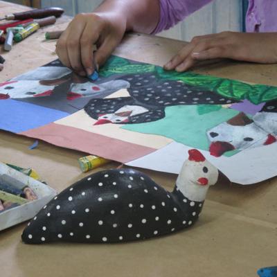 Liga de arte ofrece su programa de verano virtual