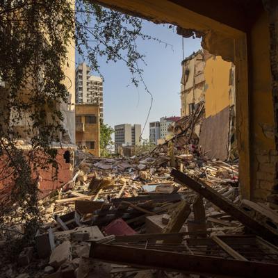 Alemania ayudará al Líbano con la reconstrucción