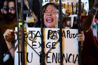 Manifestación Fortaleza
