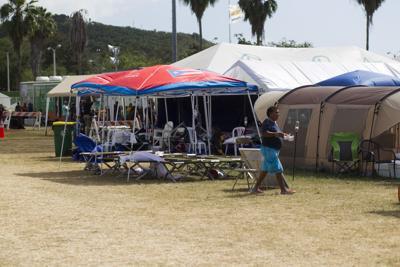 San Juan abre refugio en el Pedrín Zorrilla