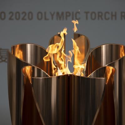 Exponen la llama olímpica en Fukushima