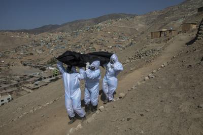 Se acelera la pandemia en toda América Latina
