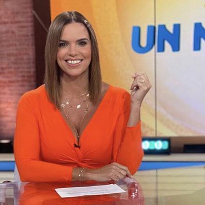 Rashel Díaz también queda fuera de Telemundo