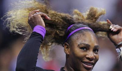 Serena Williams arrasa en 44 minutos, a semis del US Open