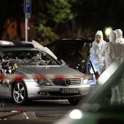 Presunto ataque xenófobo deja nueve muertos en Alemania