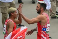 Wesley Vázquez y Ryan Sánchez