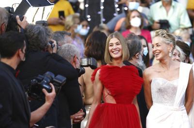 France Cannes 2021 Red Carpet
