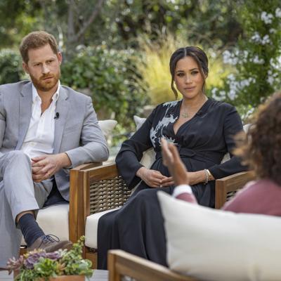 La entrevista de Oprah con Meghan y Enrique se transmite hoy