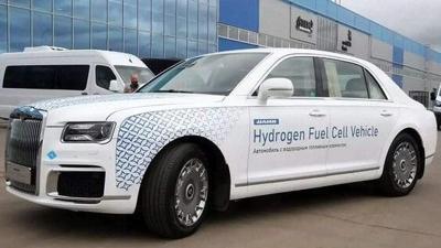 Desarrollan un modelo de auto que funciona con hidrógeno