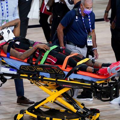 Jones Jr. sale lesionado en derrota del Heat ante Pacers