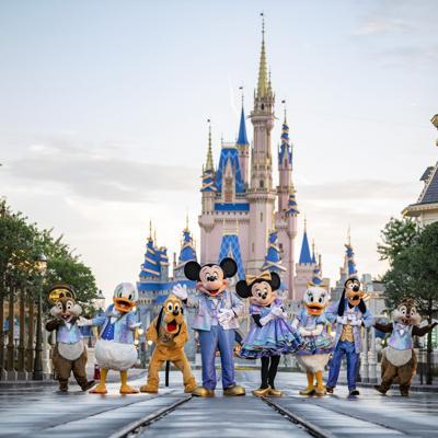 Walt Disney celebrará por 18 meses su 50mo aniversario en Florida