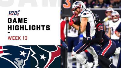 Texans vencen a los Patriots