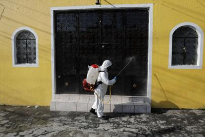 México supera las 50,000 muertes por coronavirus