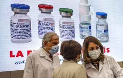 Cuba presentará sus vacunas contra el covid-19 a la Organización Mundial de la Salud