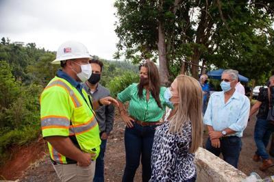 Comienza construcción de talud en Canóvanas