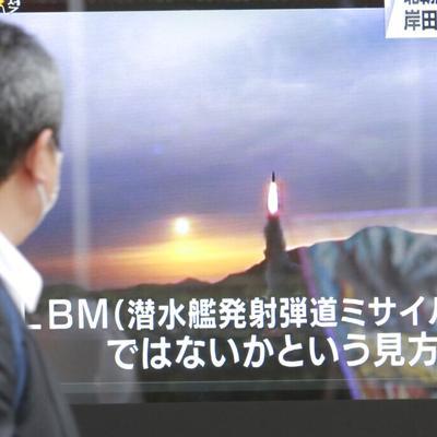 Corea del Norte confirma el lanzamiento de un misil desde un submarino