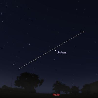 Curiosa estela será visible esta noche en el cielo