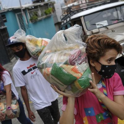 ONU brindará asistencia alimentaria a niños venezolanos