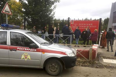 Rusia: ocho personas mueren y otras 28 resultan heridas en medio de un tiroteo en una universidad