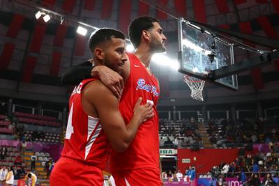 Debut triunfal para los boricuas en el baloncesto 3x3
