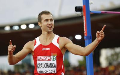 Belarus Athlete's Hunger Strike