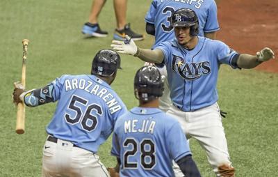 Rays barren a los Mets de Nueva York
