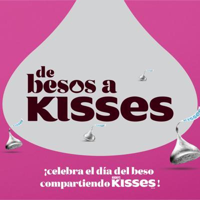 Regalan Kisses en Día Mundial del Beso