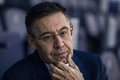 Libertad provisional para expresidente del FC Barcelona