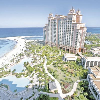 Urgen a turistas no abandonar Bahamas