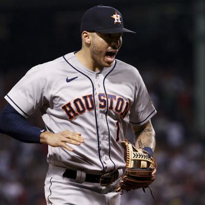 Astros de Houston se colocan a las puertas de avanzar a la Serie Mundial