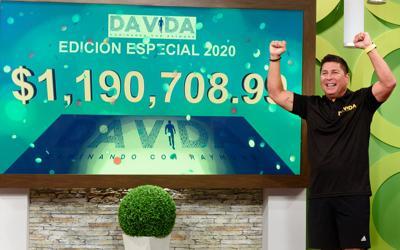 Raymond Arrieta volverá a caminar en 2021