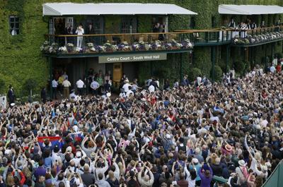 Wimbledon planea su regreso para 2021