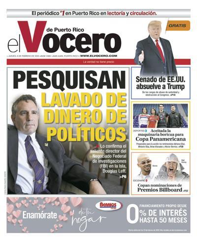 Audionoticias- 6 de febrero de 2020