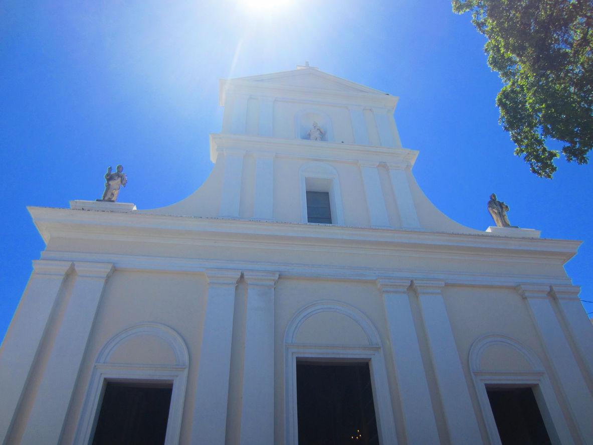 La evolución de la Catedral de San Juan Bautista