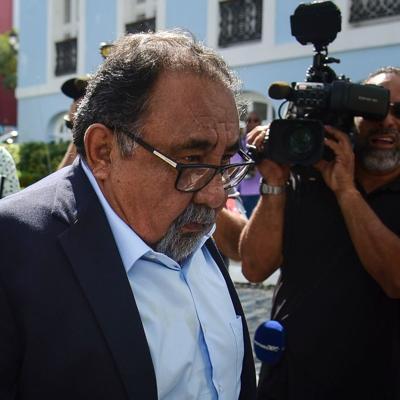 Líderes del País no discuten el estatus con Grijalva