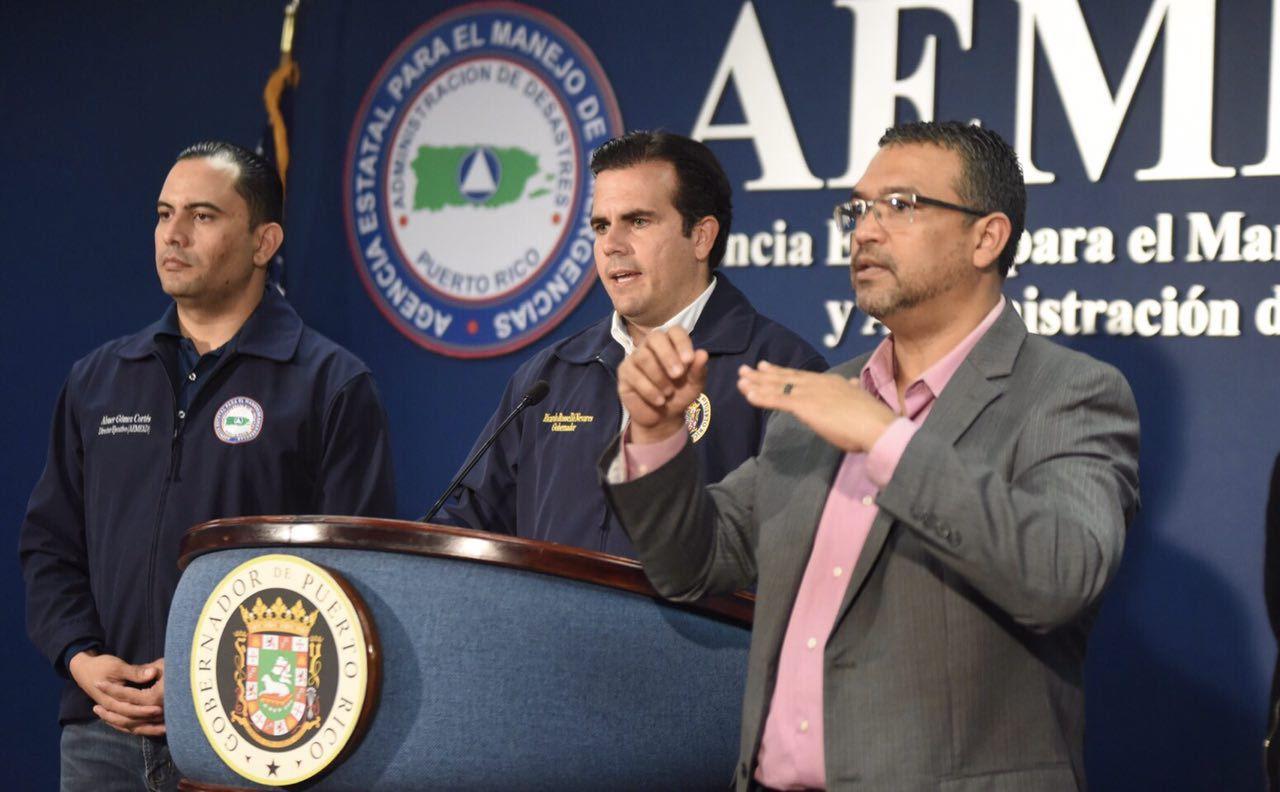 Mensaje de Ricky Martín a Puerto Rico