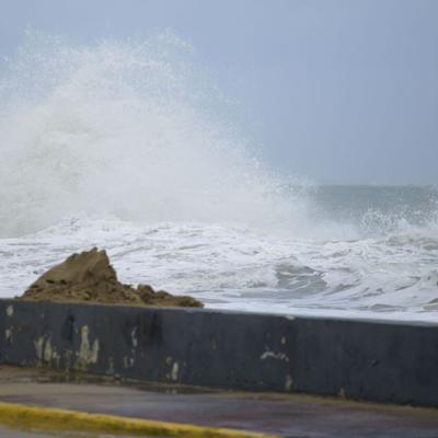 Servicio Nacional de Meteorología: riesgo alto de corrientes marinas