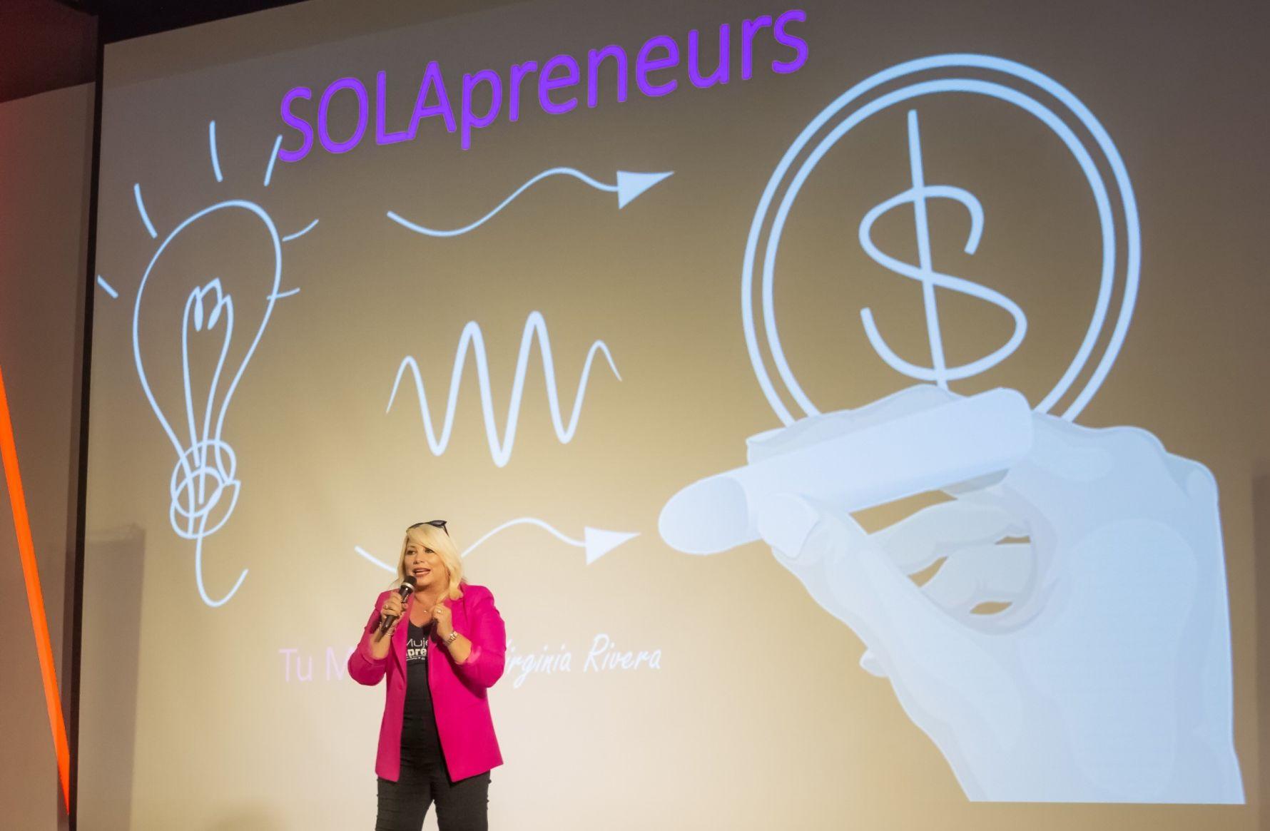 Campamento para desarrollar jóvenes empresarios