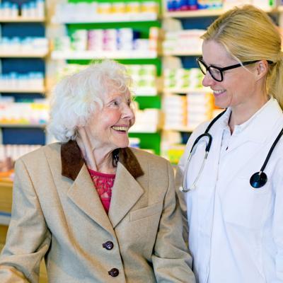 En un hilo las farmacias de comunidad