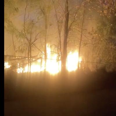 Reportan incendio frente al zoológico de Mayagüez
