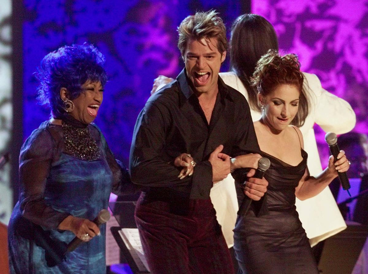 Ricky Martin 1er Latin Grammy