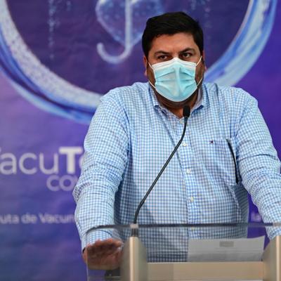 Así funciona el centro de vacunación contra el covid-19 de Plaza Las Américas
